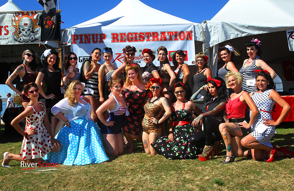 Get Ready for Hot Music, Hot Rat Rods and Hot Pinup Models