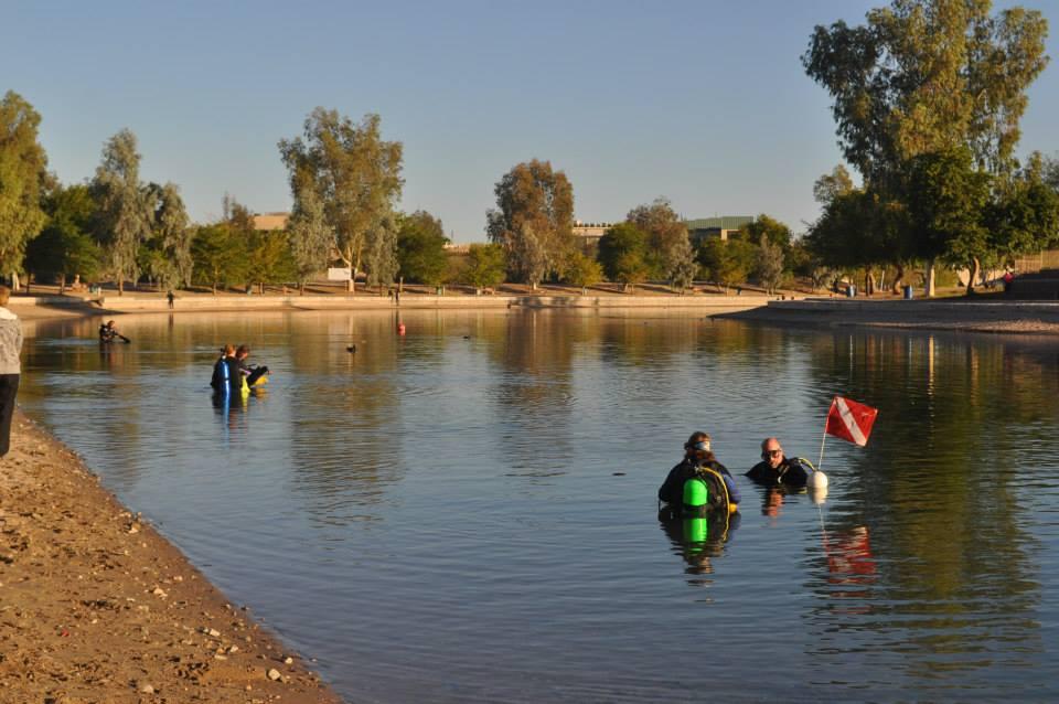 10th Annual Bridgewater Underwater Cleanup