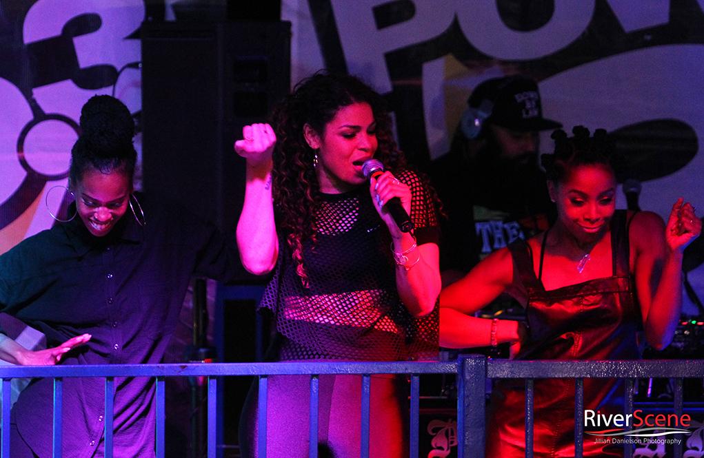 Jordin Sparks Performs at Kokomo