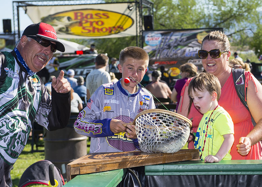 Bass Pro Shops Fishing Tournament and Festival