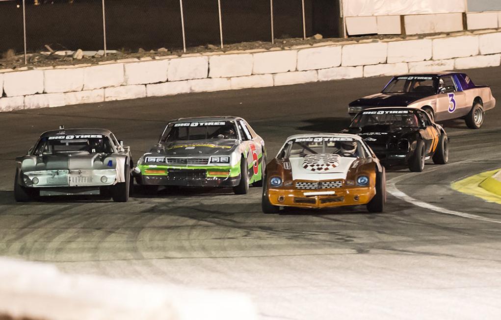 Havasu 95 Speedway March 28 Race