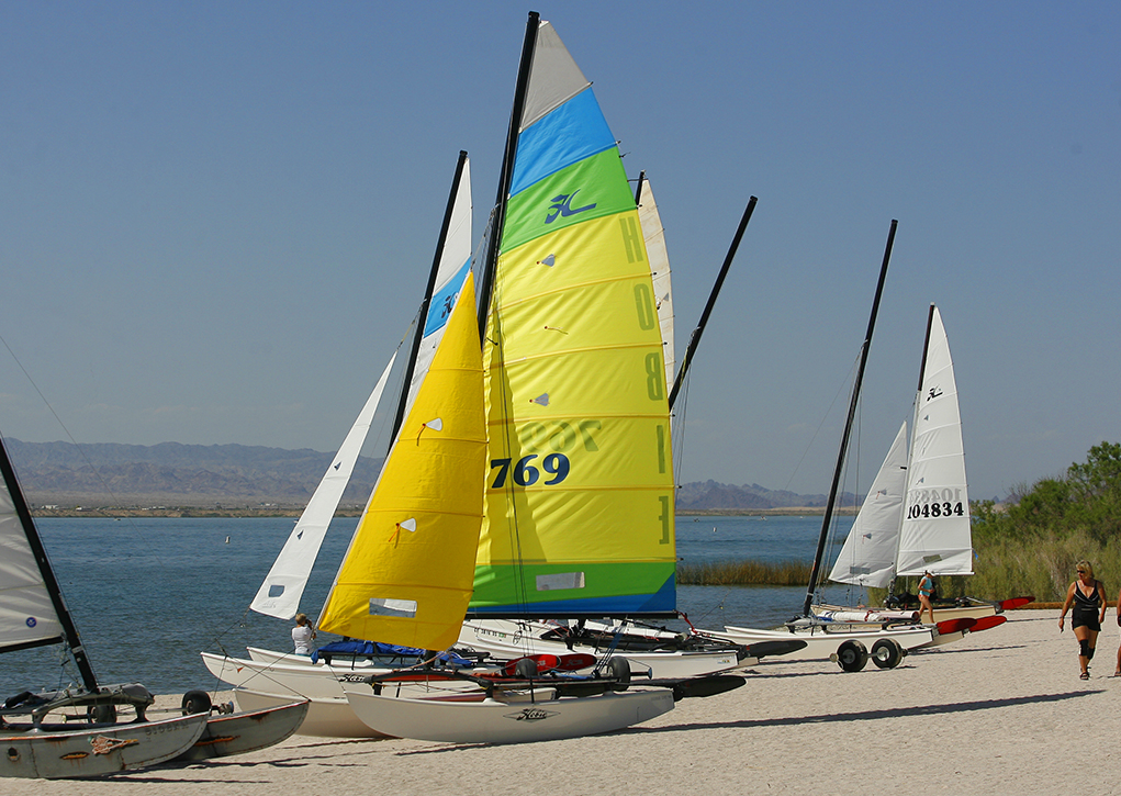 Hobie McCulloch Cup To Be Held This Weekend