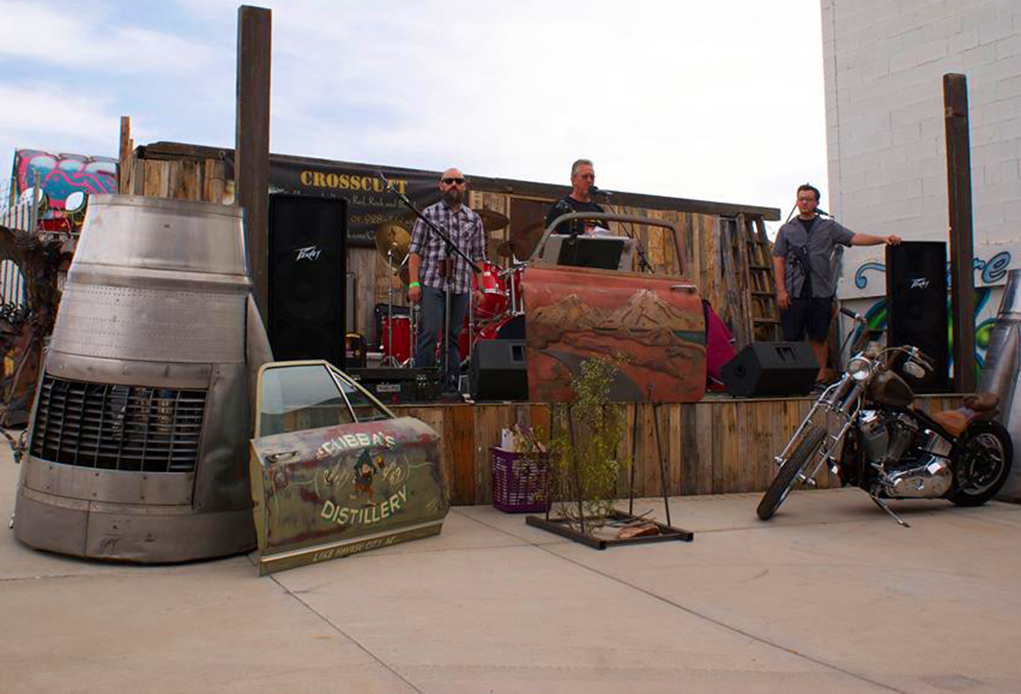 Otterbach and Allied Arts Car Door Show Saturday, March 28