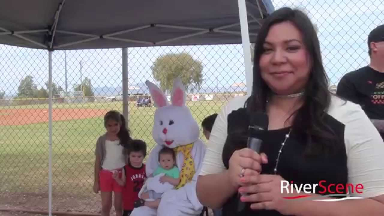 Families gather at SARA Park for Some Easter Egg Hunt Fun
