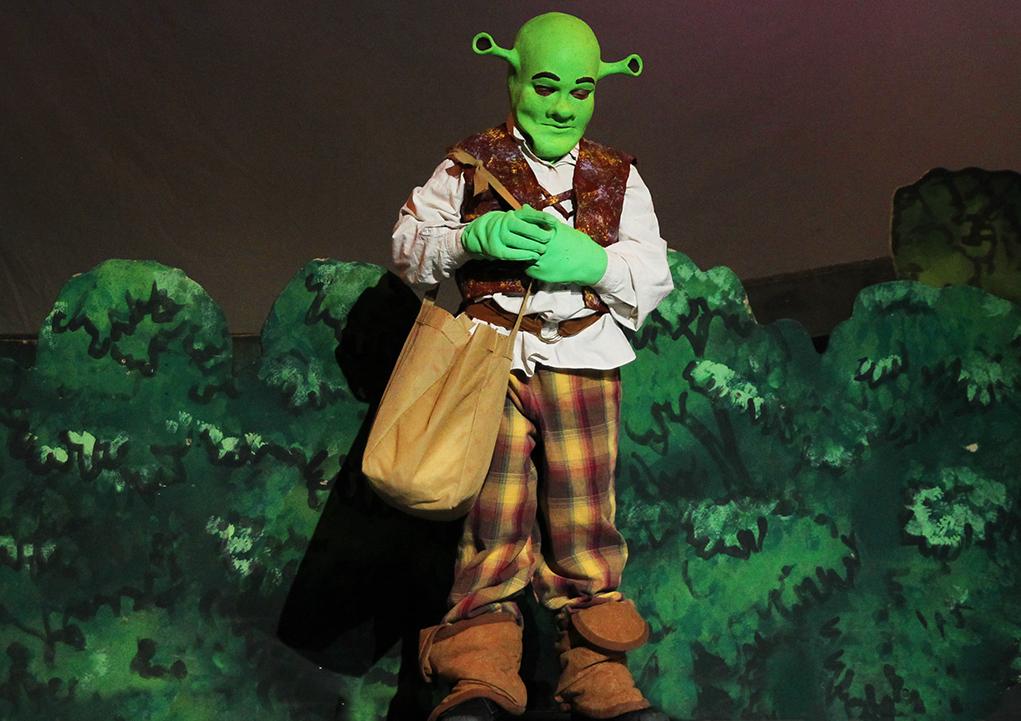 Grace Arts Live Presents: Shrek The Musical, Jr.