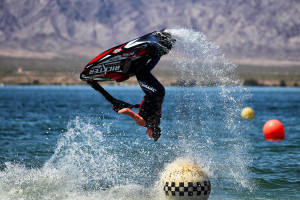Tanner Thompson performs at the Jettribe Freestyle competition. Jillian Danielson/RiverScene