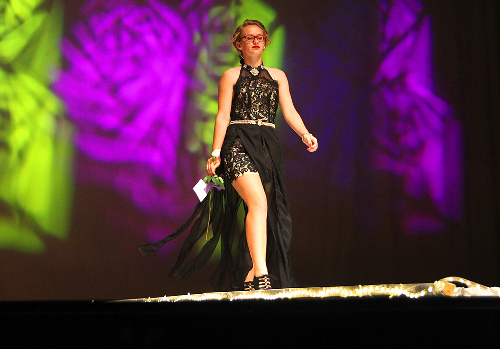 Young Fashionistas and Designers Shine at Annual LHHS Fashion Show
