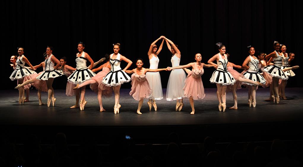 MCC Ballet Program Entertains  Community with Annual Performances