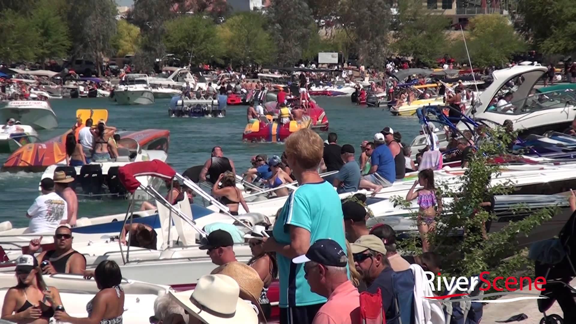Desert Storm Video Boat Parade and Poker Run (Friday)