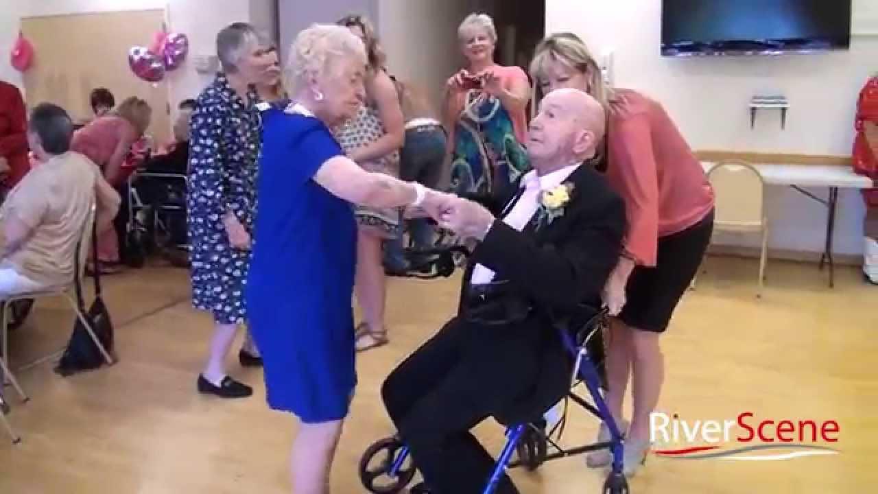 Kickin Up Their Heels at the Senior Prom