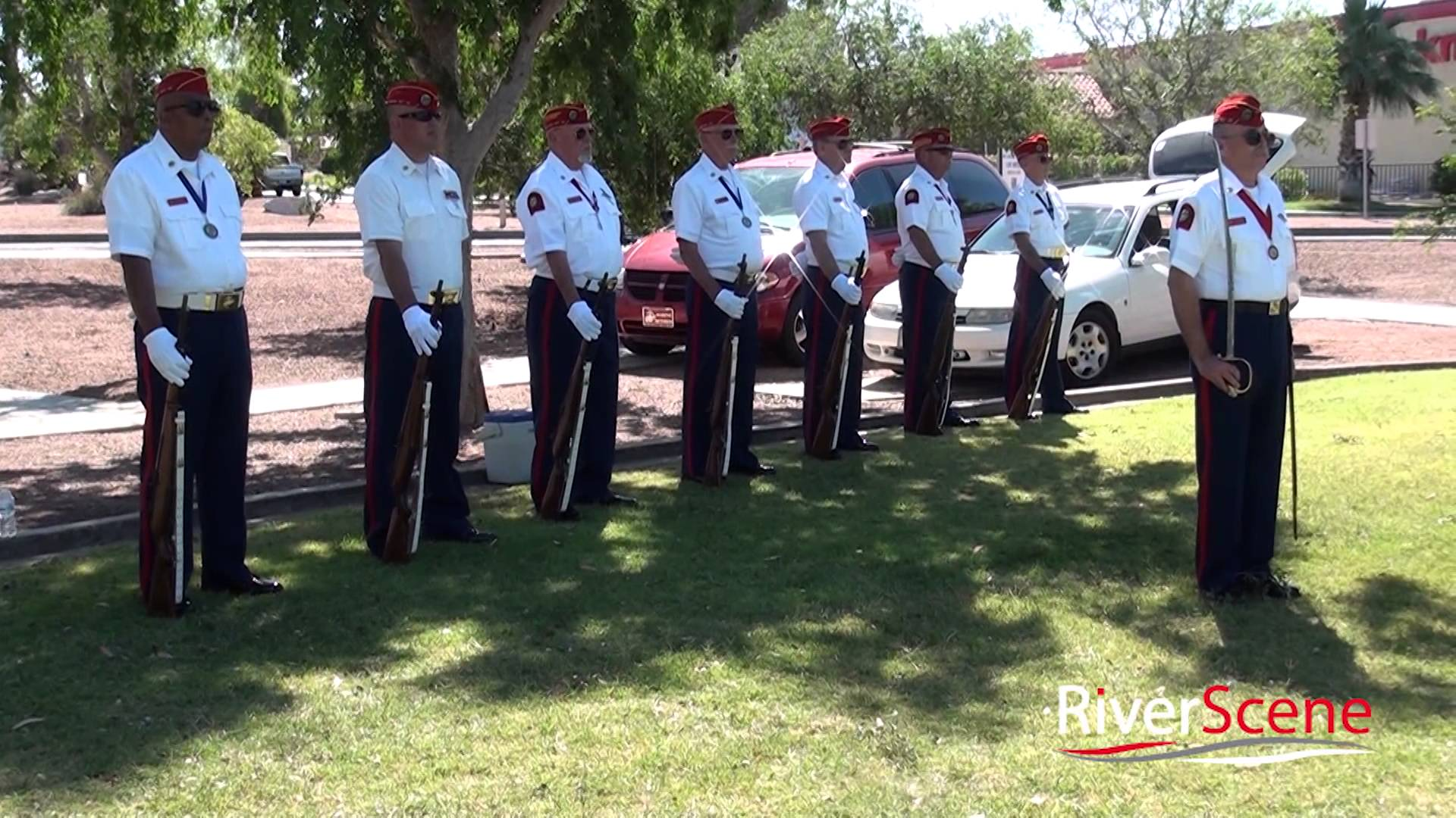 Marine Corps League Honors Their Own