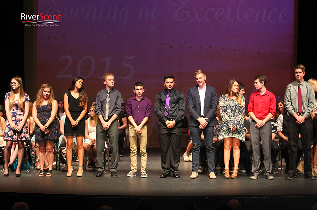 LHHS Students Shine at Evening of Excellence