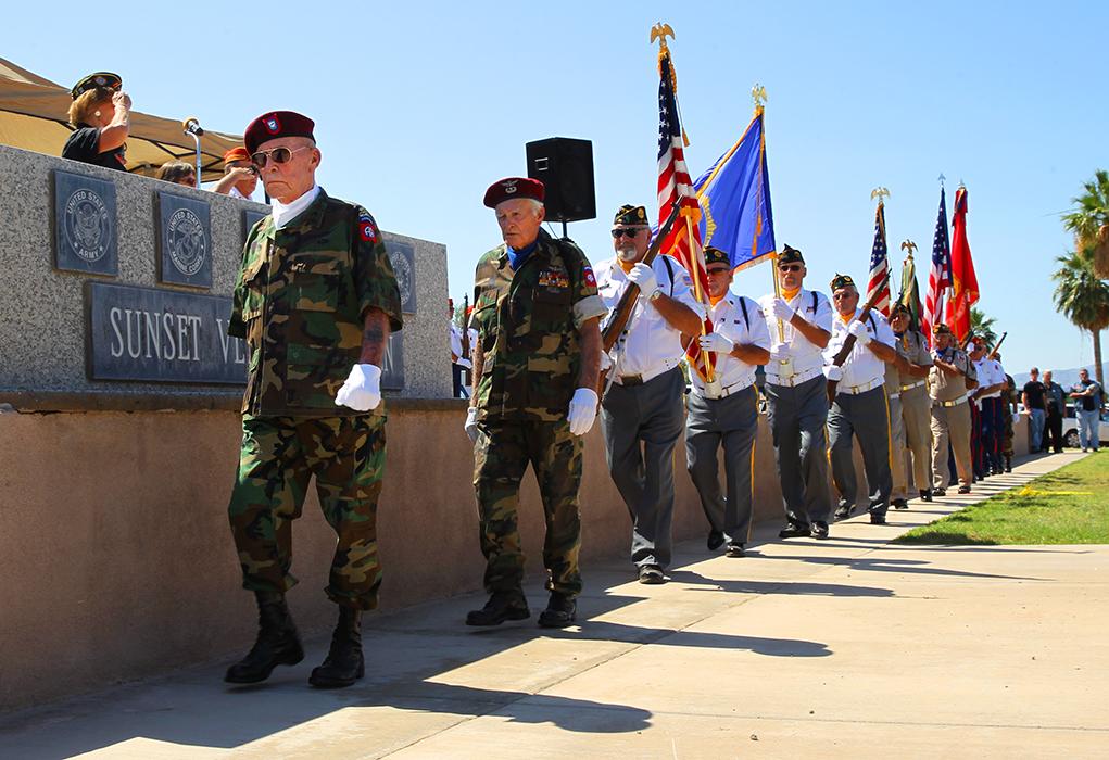 Memorial Day Ceremony Monday