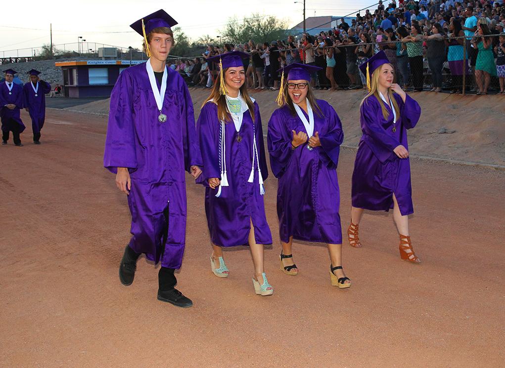 Lake Havasu Prepares for Graduation Ceremonies