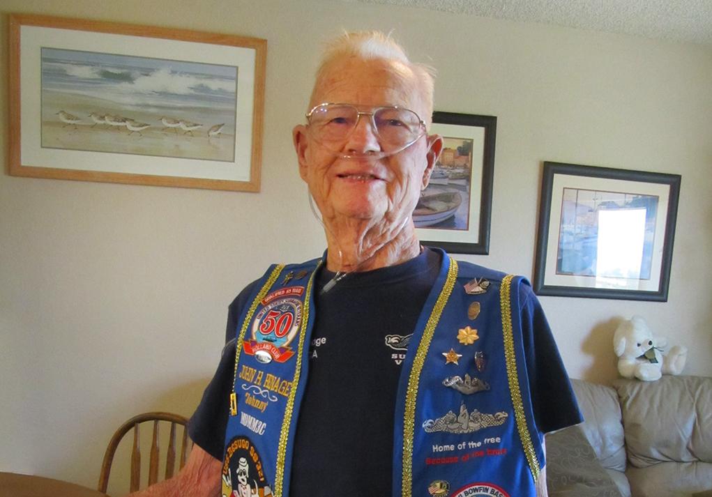 Veteran Spotlight: John Harold Henage