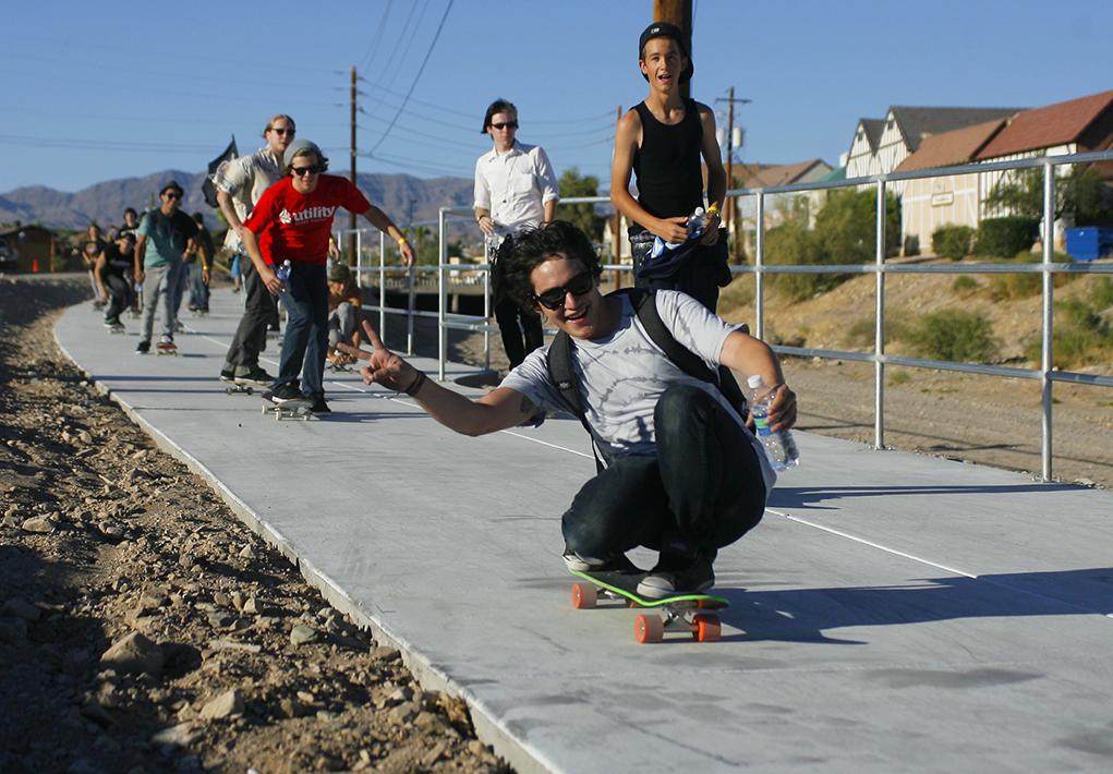 Go Skateboarding Day on June 21