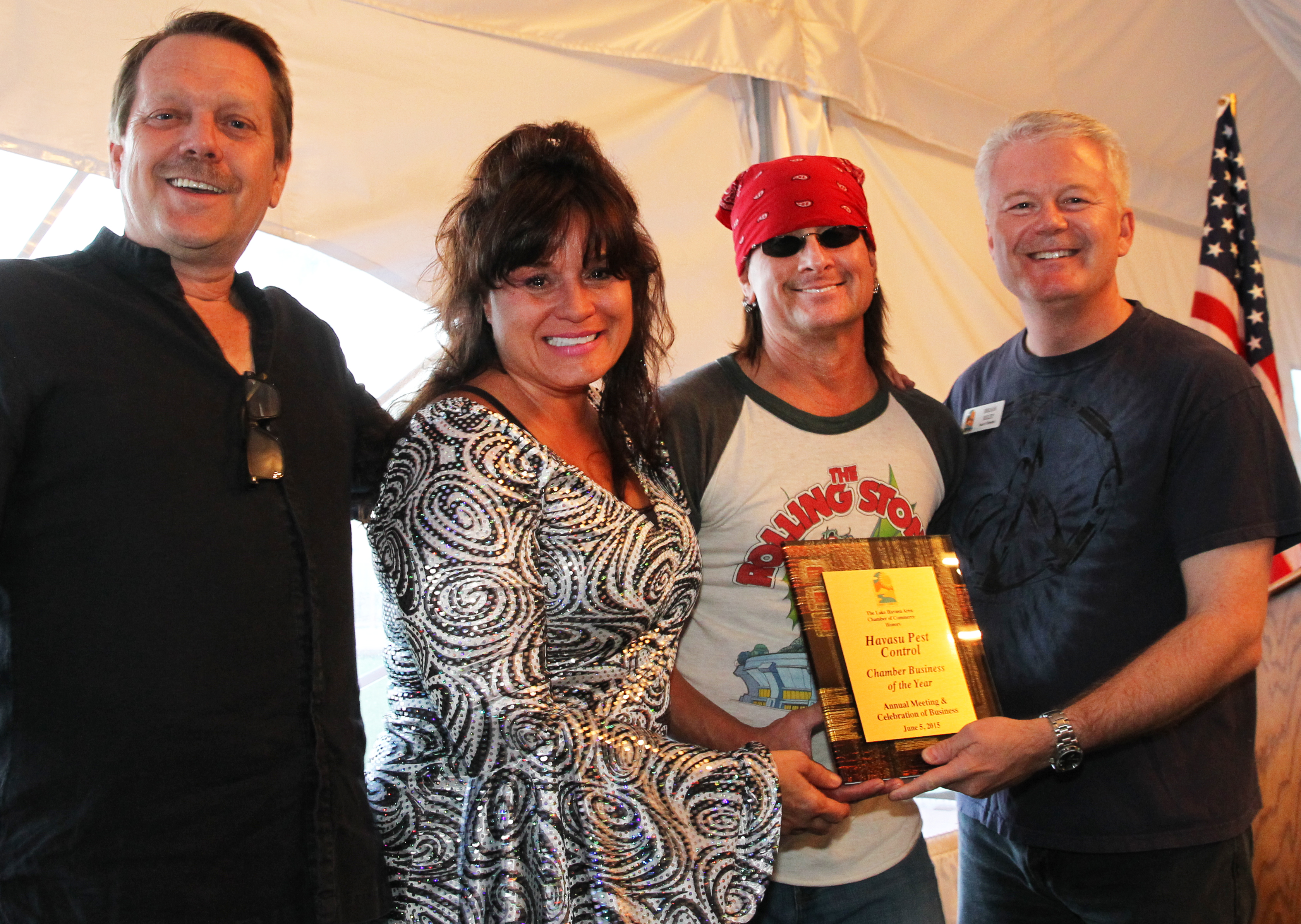 Chamber of Commerce Presents Community Awards Friday Evening