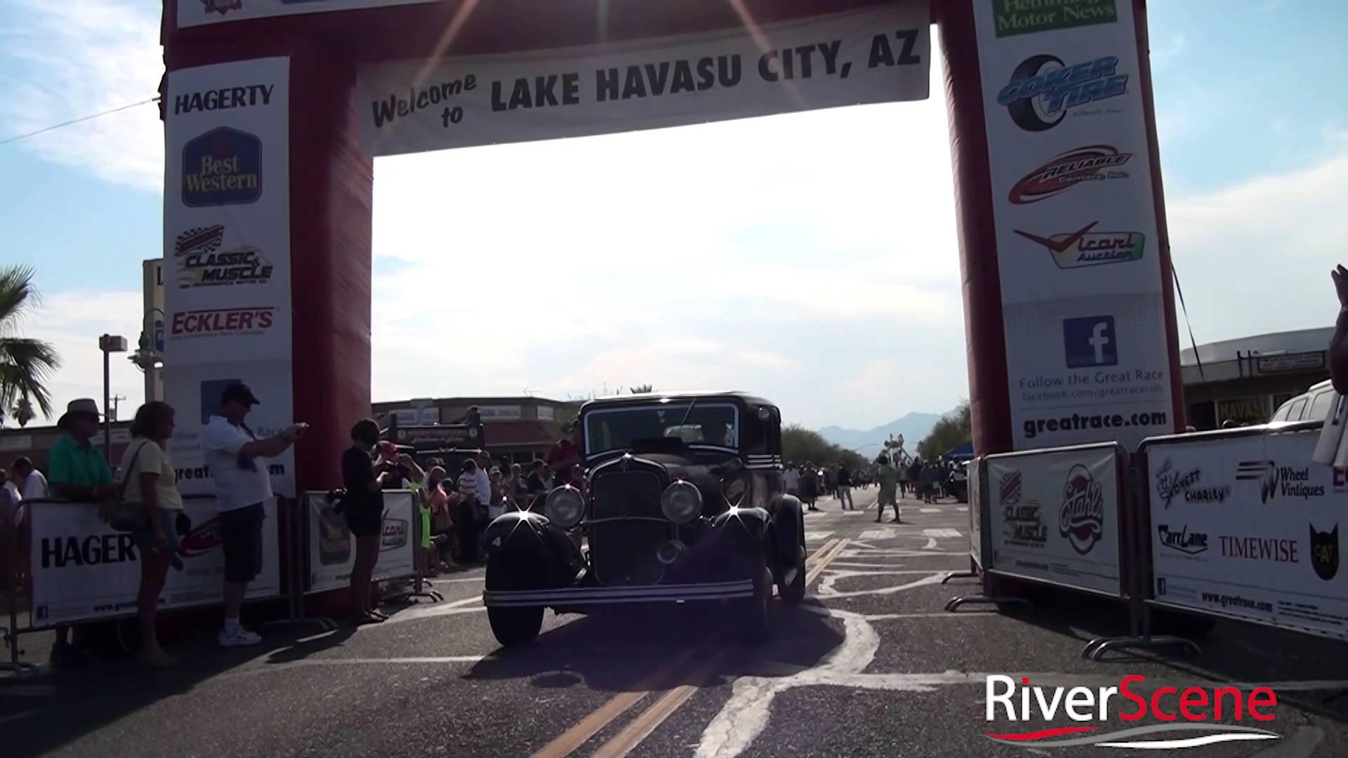 Havasu Hosts The Great Race
