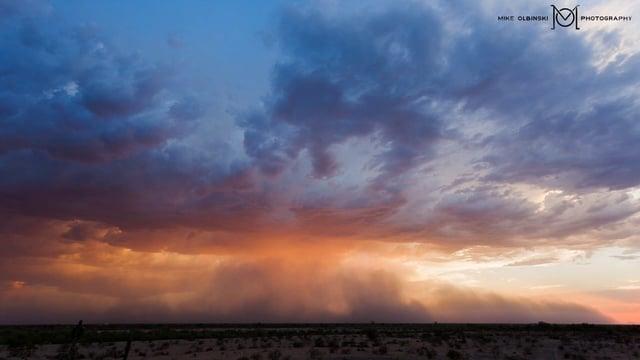 Arizona Weather Preparedness : What is a Downburst?