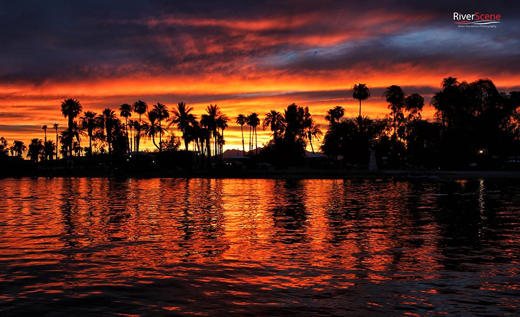 Havasu Sunset Photo Gallery 7/11/15