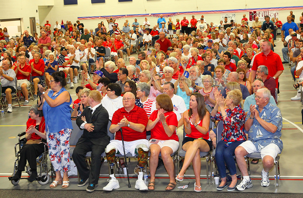4th of July Patriotic Celebration To Be Held Saturday