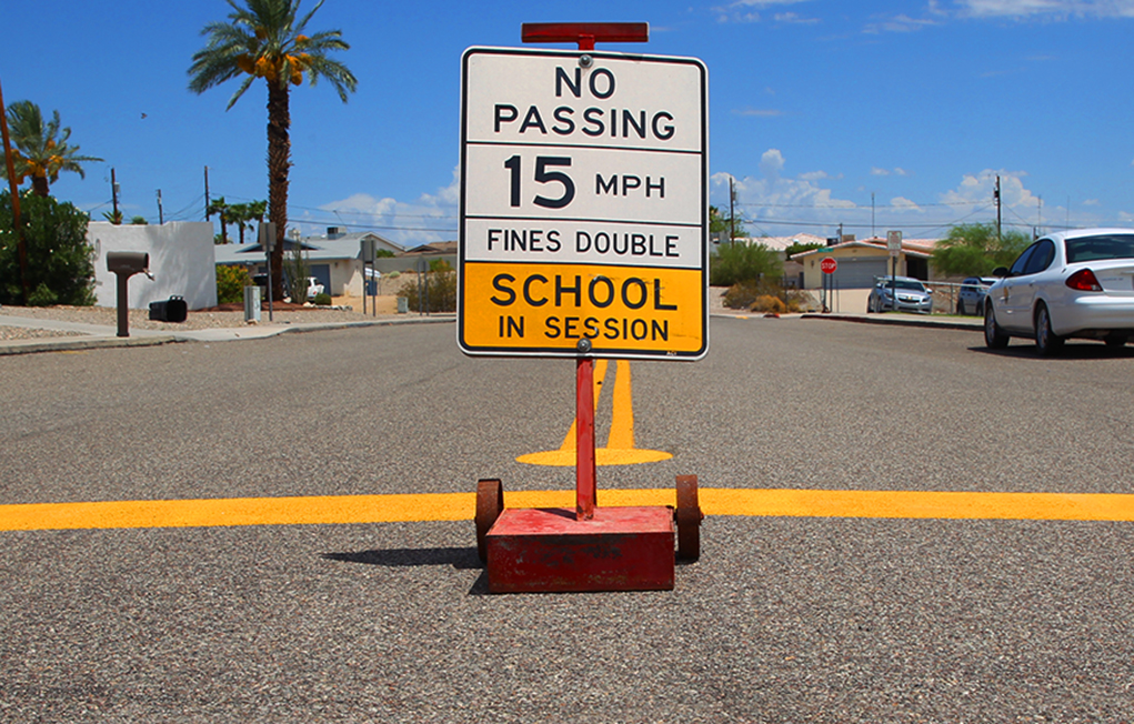 Drivers Be Alert-Schools Open On Monday