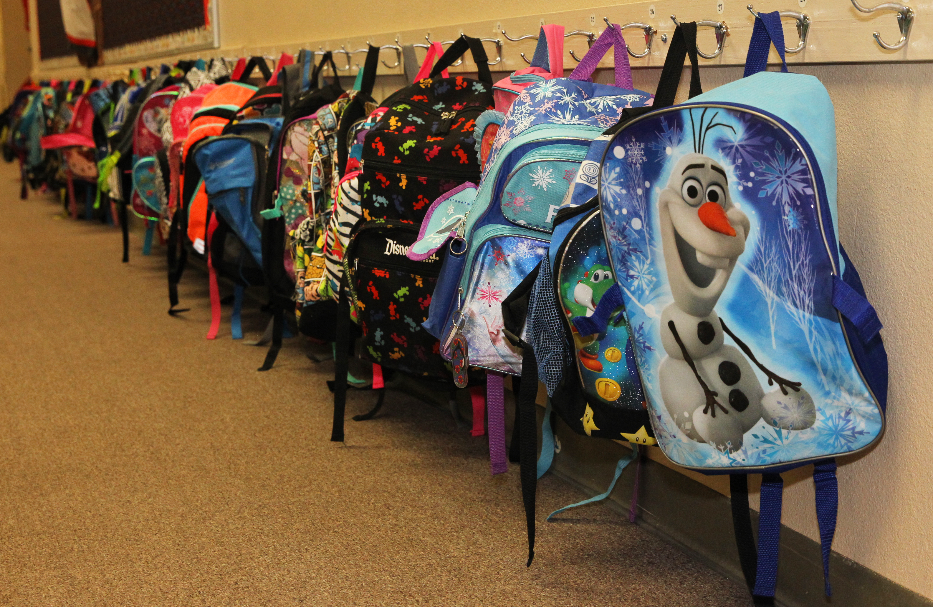 Local Organizations Are Helping Those In Need Prepare for School