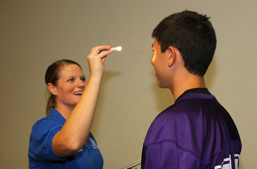 Lakeside Orthopedics Offers Free Concussion Assessments To School Athletes