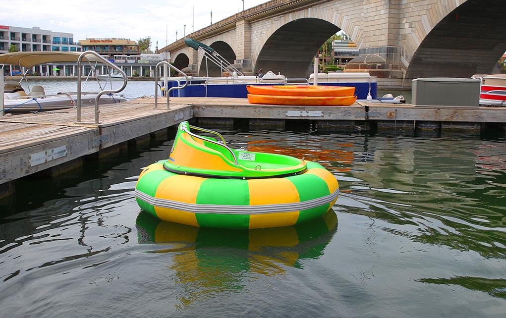 Bumper Boats Are Back!
