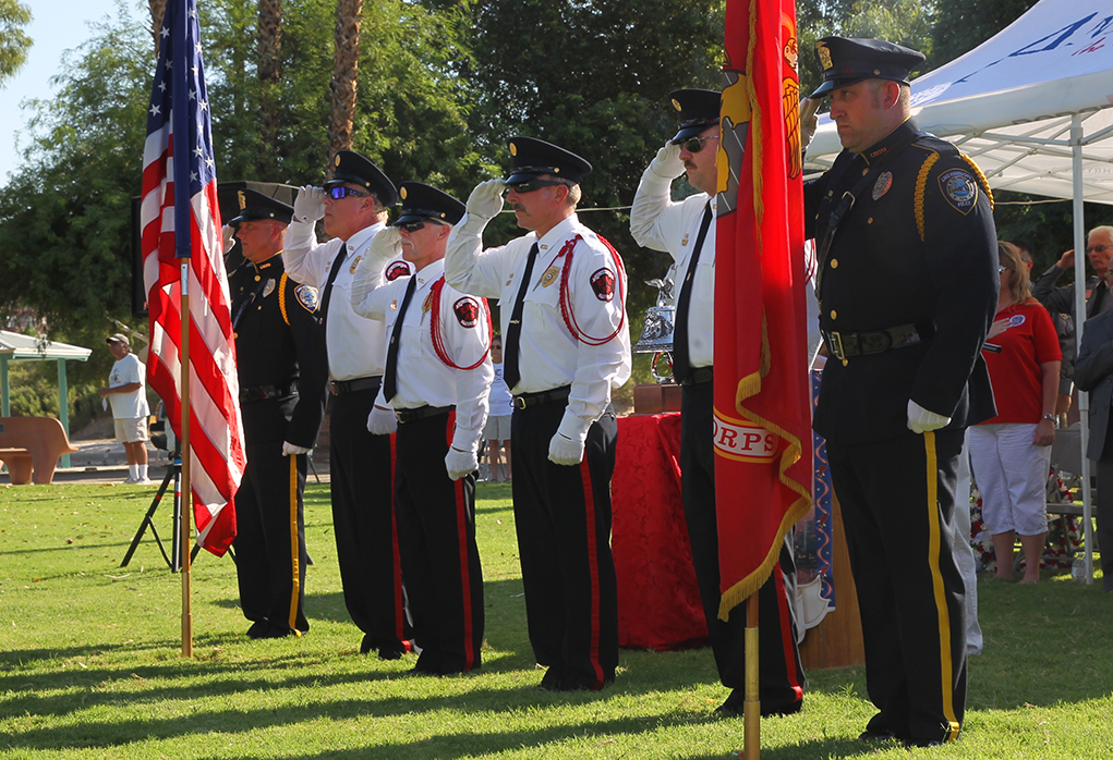 9/11 Rededication Ceremony