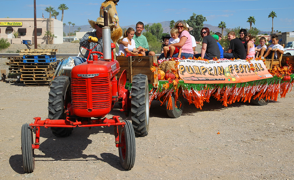 Rust and Shine Tractor and Farm Equipment Show