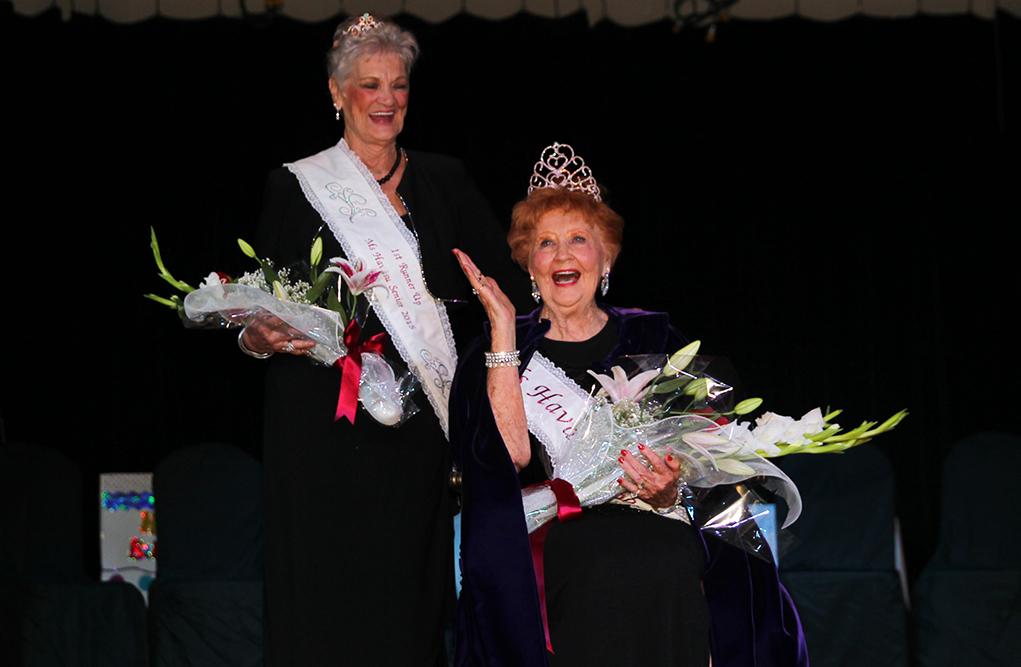 2015 Ms. Lake Havasu Senior Is Crowned
