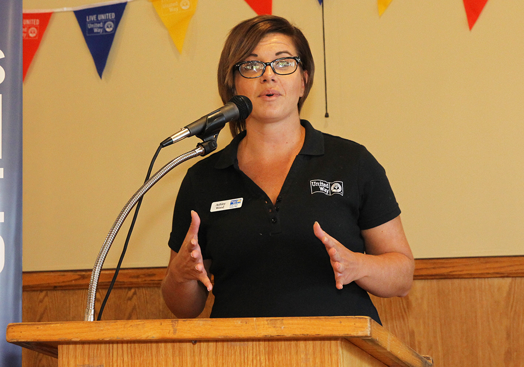 Emphasis On New Programs Discussed At United Way Luncheon