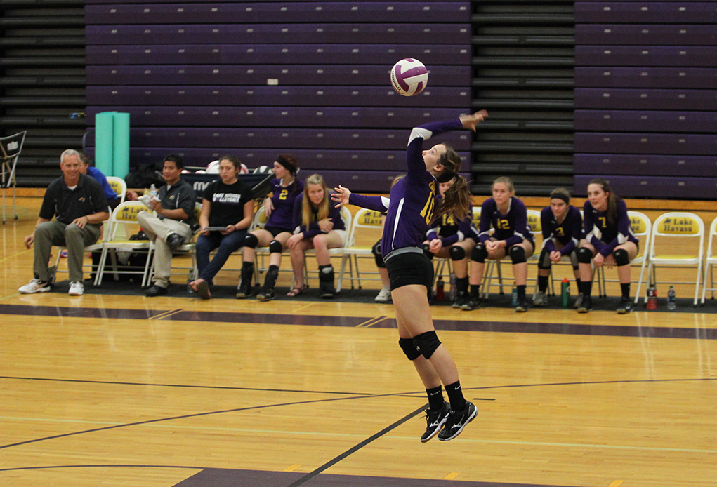 LHHS Tuesday Night Volleyball