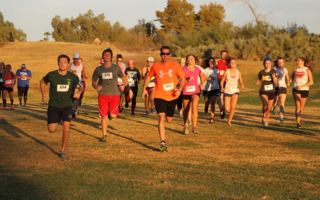 Cross Country 5K Fun Run