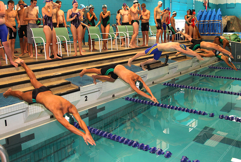 LHHS Swim Meet