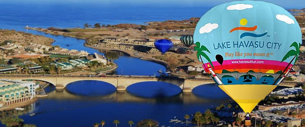 The Dream: Havasu's Own Hot Air Balloon
