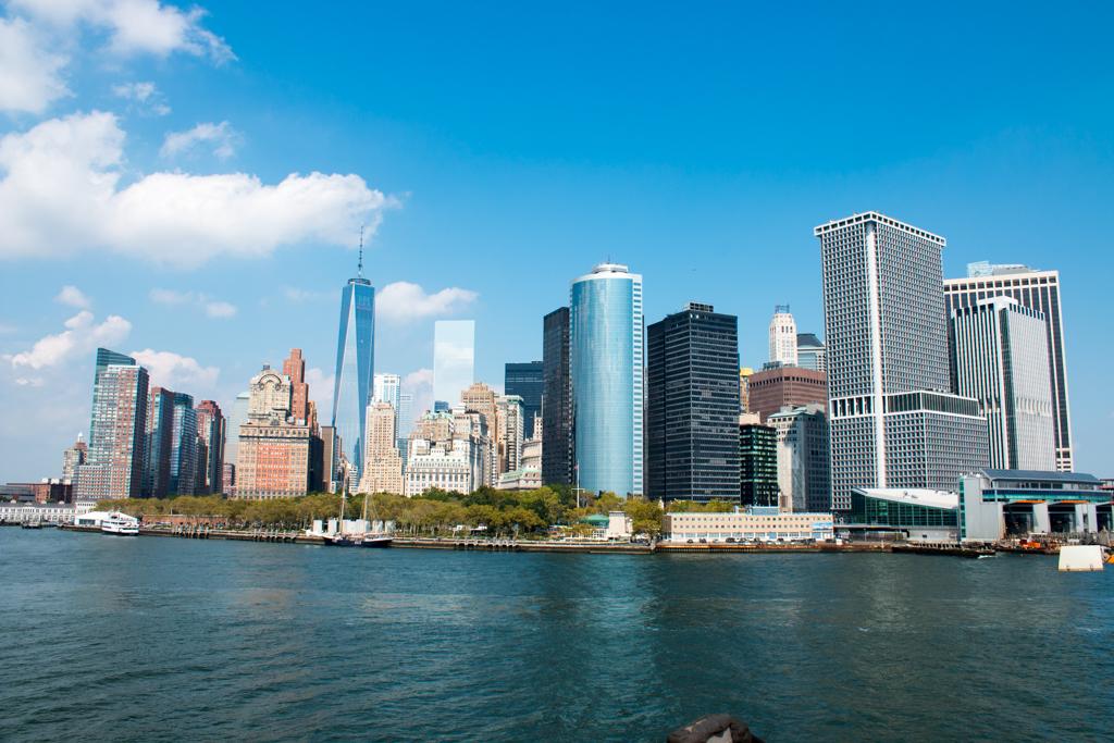 New York City skyline - Nathan Adler/RiverScene