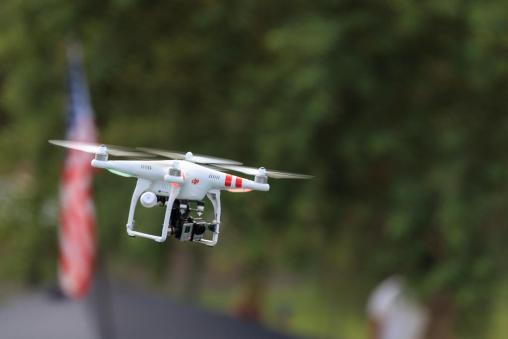 Labor Day 2015 RiverScene Drone