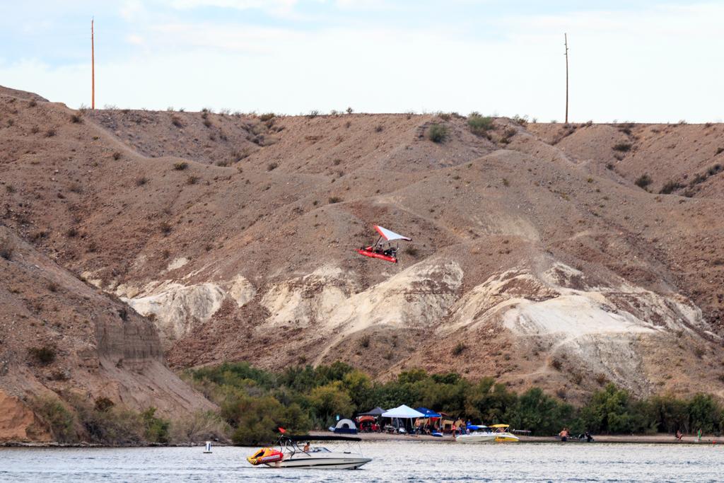 Labor Day 2015 RiverScene Flight