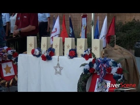 Candlelight Ceremony Honors Local Gold Star Mothers