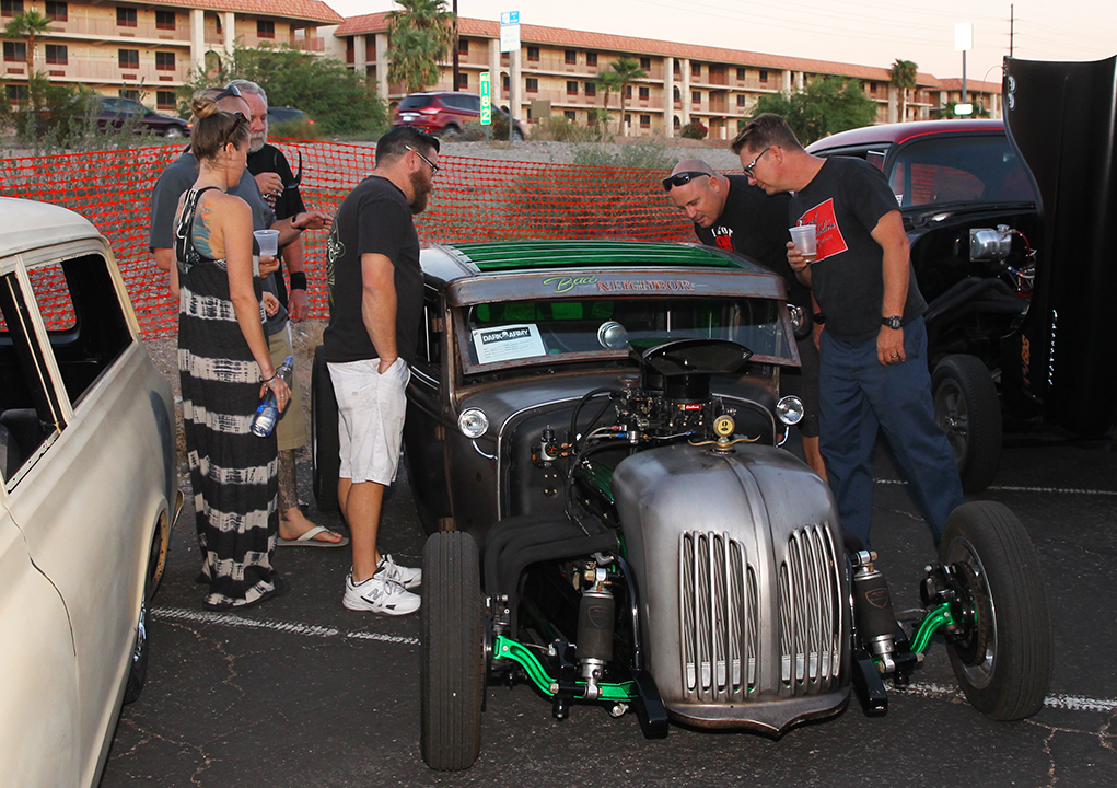 Third Annual Walk To The Moon Car Show Set For Friday