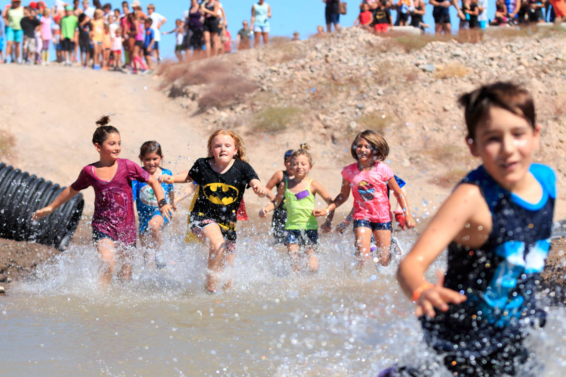 Fun In The Havasu Mud
