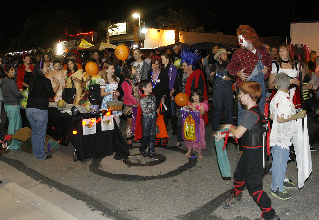 Press Release: Downtown Havasu District Seeks Vendors For Fright Night