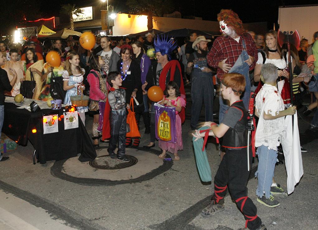Upcoming Havasu Halloween Events