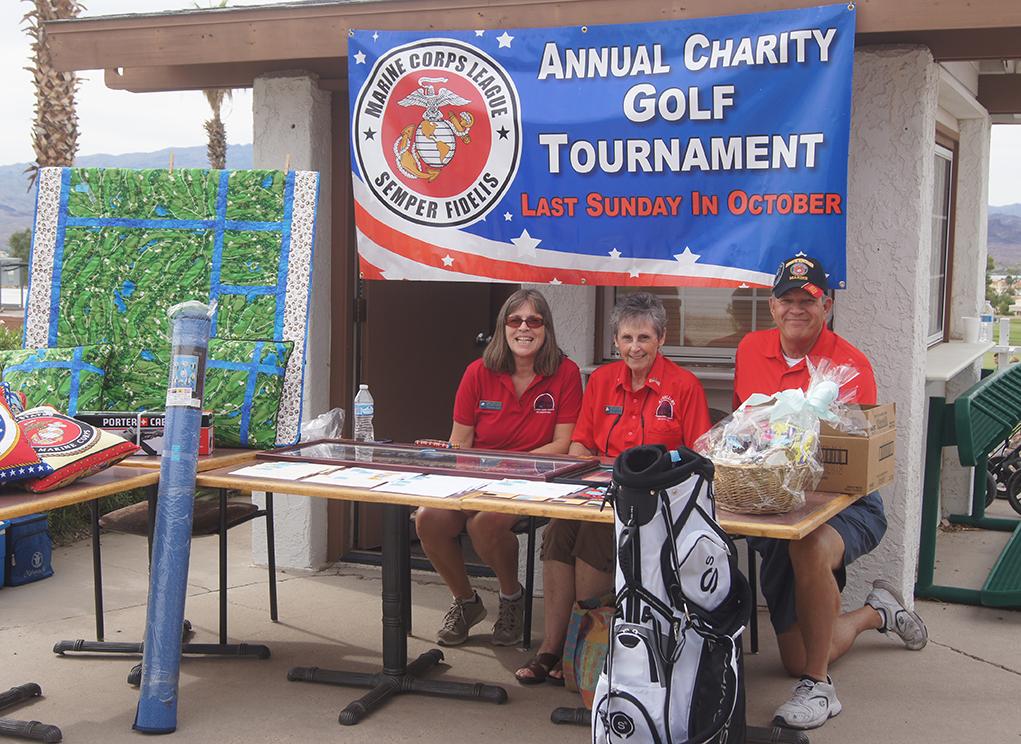 Marine Corps League Fundraiser