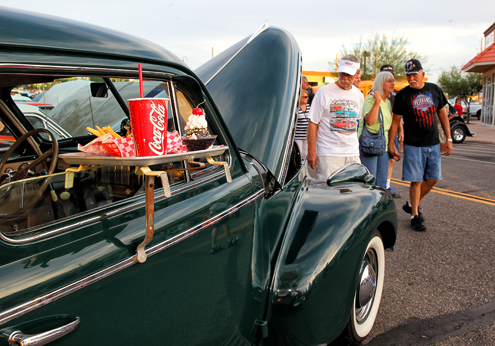 Relics & Rods Run To The Sun Car Show Set For Oct. 21-25