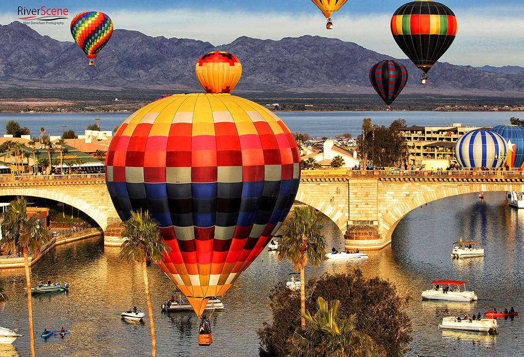 2018 Havasu Balloon Festival And Fair: New Year, New Changes