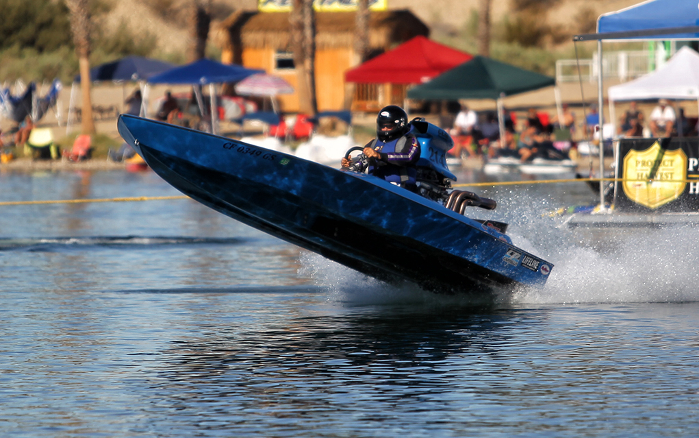Day Two of Qualifying Rounds Entertains Crowds at Lucas Oil Drag Boat Races
