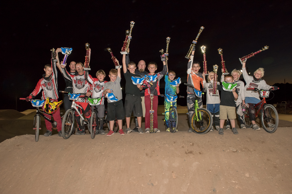 Local BMX Riders Compete in State Finals